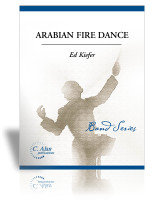 Arabian Fire Dance