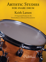 Artistic Studies for Snare Drum