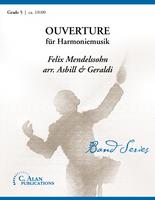 Ouverture für Harmoniemusik (Mendelssohn)