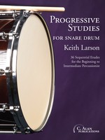 Progressive Studies for Snare Drum