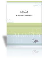 Abaca (Solo 4-Mallet Marimba)