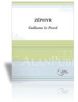 Zéphyr (Solo 4-Mallet Marimba)