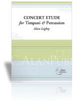 Concert Etude for Timpani & Percussion