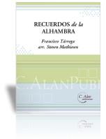 Recuerdos de la Alhambra (Tá‡rrega)