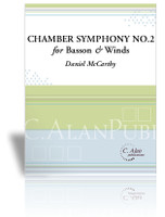 Chamber Symphony No. 2 for Bassoon