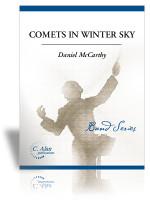 Comets in Winter Sky