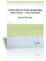 Concerto for Marimba, Percussion & Synthesizers