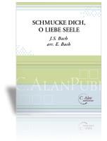 Schmücke Dich, O Liebe Seele (J.S. Bach) (Brass Quintet)