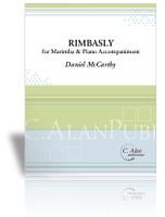 Rimbasly (Solo 4-Mallet Marimba + Piano)