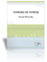 Towers of Power (Solo Sax & Chamber Ensemble)