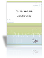 WarHammer (Solo 4-Mallet Marimba + Track)