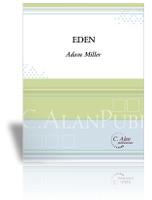 Eden (Solo 4-Mallet Marimba)