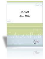 Sarah (Solo 4-Mallet Marimba)