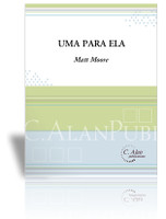 Uma Para Ela (Solo 4-Mallet Marimba)