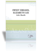 Sweet Dreams, Elizabeth Lee (Perc Ens 8)