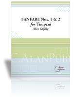 Fanfares No. 1 & No. 2 for Solo Timpani
