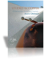 Studies in Copper (Solo Timpani)