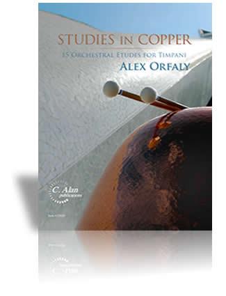 Studies in Copper (Solo Timpani)