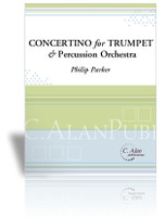 Concertino for B-flat Trumpet & Percussion Orchestra