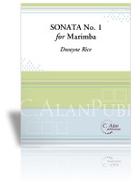 Sonata No. 1 for Marimba