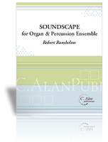 Soundscape for Organ & Percussion Ensemble