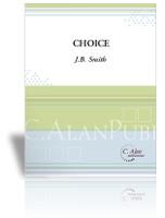 Choice (Solo 4-Mallet Marimba)