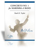 Concerto No. 1 in D Minor for Marimba & Wind Ensemble