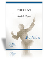 Hunt, The (wind ensemble score & parts)
