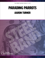 Parading Parrots (Steel Band)