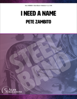 I Need a Name (Steel Band)