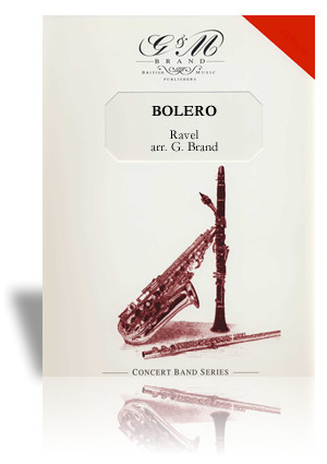 Bolero Ravel C Alan Publications