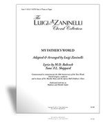 My Father's World (SATB version)