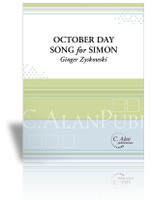 October Day/Song for Simon (Solo 4-Mallet Vibraphone)
