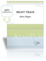 Right Track Electronic Accompaniment
