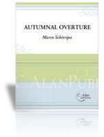 Autumnal Overture (Solo 4-Mallet Marimba)