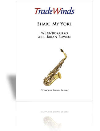 Share My Yoke (Joy Webb/Bosanko)