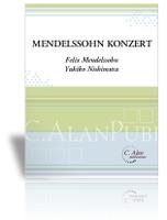 Mendelssohn Konzert (2-Mallet Marimba with Piano)