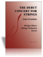 Debut Concert for Strings, The