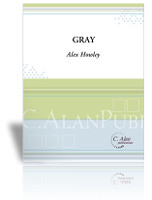 Gray (Solo Marimba)
