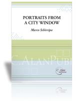 Portraits from a City Window (Solo Tenor Steel Pan)
