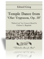 Temple Dance from 'Olav Trygvason'