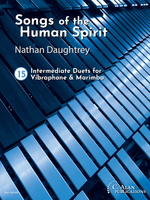 Songs of the Human Spirit: 15 Intermediate Duets for Vibraphone & Marimba