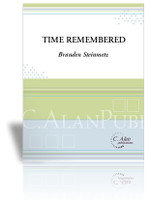 Time Remembered (Solo Marimba)
