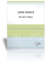 Lion Dance (Perc Ens 5)