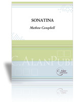 Sonatina for Percussion Ensemble (12 Players)