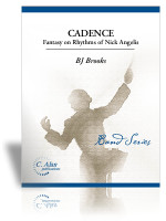 Cadence: Fantasy on Rhythms of Nick Angelis (Band Gr. 5)
