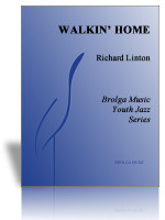 Walkin' Home (Jazz Ens Gr. 2)