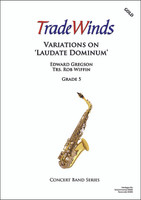 Variations on 'Laudate Dominum' (Band Gr. 5)