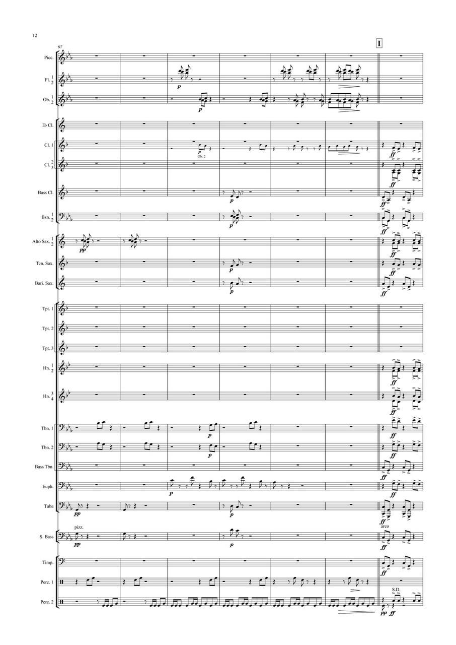 Variations on 'Laudate Dominum' (Band Gr  5)