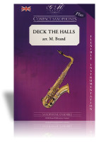 Deck the Halls [Sax Ensemble]